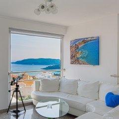 Апартаменты Montelux Apartments комната для гостей фото 2