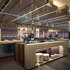 Отель Hyatt Regency Creek Heights Дубай гостиничный бар