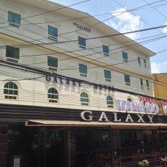 Отель Galaxy Hotel Филиппины, Пампанга - отзывы, цены и фото номеров - забронировать отель Galaxy Hotel онлайн вид на фасад