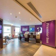 Отель Premier Inn London St.Pancras Великобритания, Лондон - отзывы, цены и фото номеров - забронировать отель Premier Inn London St.Pancras онлайн банкомат