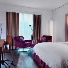 Renaissance Zurich Tower Hotel комната для гостей