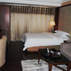 Апартаменты Bangtai International Apartment сейф в номере