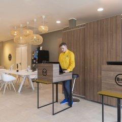 Отель B&B Hotel Roma Pietralata Италия, Рим - отзывы, цены и фото номеров - забронировать отель B&B Hotel Roma Pietralata онлайн интерьер отеля фото 2