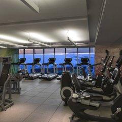 Отель Westin Guadalajara Гвадалахара фитнесс-зал