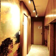 Отель Capsule Majung интерьер отеля фото 3
