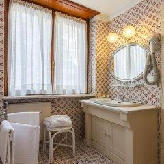 Отель Villa Ottoboni Италия, Порденоне - отзывы, цены и фото номеров - забронировать отель Villa Ottoboni онлайн ванная фото 2