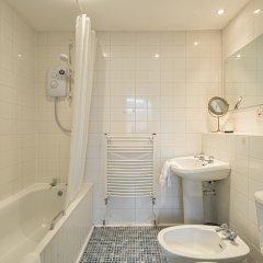 Апартаменты Spacious 3BR New Town Apartment Эдинбург ванная