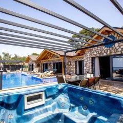 Villa Akropol Турция, Патара - отзывы, цены и фото номеров - забронировать отель Villa Akropol онлайн бассейн фото 3