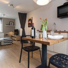 Отель Nieuwezijds Apartments Нидерланды, Амстердам - отзывы, цены и фото номеров - забронировать отель Nieuwezijds Apartments онлайн комната для гостей фото 2