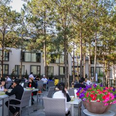 Terracotta Hotel & Resort Dalat питание фото 3