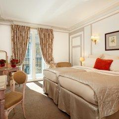 Hotel Regina Louvre 5* Номер Делюкс с различными типами кроватей