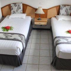 Отель Capricorn International Hotel Фиджи, Вити-Леву - отзывы, цены и фото номеров - забронировать отель Capricorn International Hotel онлайн комната для гостей фото 4