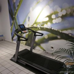 Отель Holiday Inn Berlin City-West фитнесс-зал