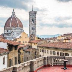 Отель Paris Италия, Флоренция - - забронировать отель Paris, цены и фото номеров балкон