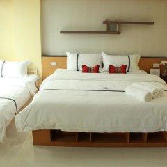 Отель Sillemon Garden Бангкок комната для гостей фото 5