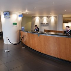 Отель Holiday Inn Edinburgh Эдинбург фото 3