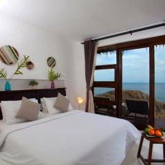 Отель Lazy Days Samui Beach Resort комната для гостей