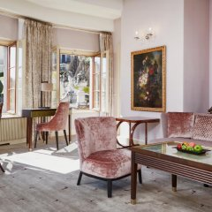 Отель Aria Hotel by Library Hotel Collection Чехия, Прага - 5 отзывов об отеле, цены и фото номеров - забронировать отель Aria Hotel by Library Hotel Collection онлайн интерьер отеля фото 2