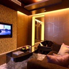 Отель Aetas Lumpini Бангкок развлечения