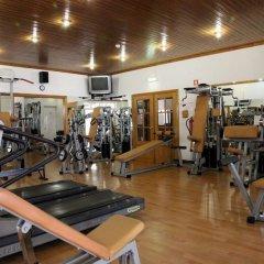 Отель CALEMA Монте-Горду фитнесс-зал