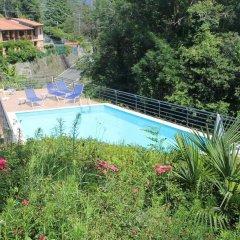 Отель Residenza Ai Ronchi Lago Maggiore Макканьо фото 3