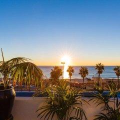 Отель Hostal Guadalupe бассейн