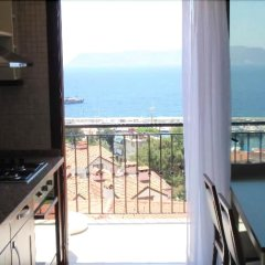 Kaputas Apart Hotel Каш балкон