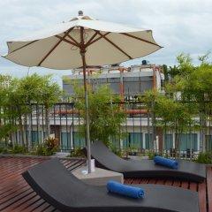 Отель Aya Boutique Hotel Pattaya Таиланд, Паттайя - 1 отзыв об отеле, цены и фото номеров - забронировать отель Aya Boutique Hotel Pattaya онлайн бассейн фото 2