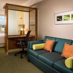 Отель SpringHill Suites by Marriott New York LaGuardia Airport США, Нью-Йорк - отзывы, цены и фото номеров - забронировать отель SpringHill Suites by Marriott New York LaGuardia Airport онлайн комната для гостей
