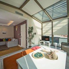 Апартаменты Galata Tower VIP Apartment Suites комната для гостей