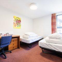 Отель Euro Hostel Edinburgh Halls Великобритания, Эдинбург - отзывы, цены и фото номеров - забронировать отель Euro Hostel Edinburgh Halls онлайн комната для гостей фото 2