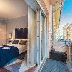 Отель Oasis Apartments - Liberty Bridge Венгрия, Будапешт - отзывы, цены и фото номеров - забронировать отель Oasis Apartments - Liberty Bridge онлайн балкон