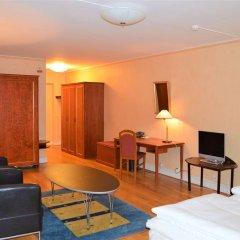 Отель First Hotel Mortensen Швеция, Мальме - отзывы, цены и фото номеров - забронировать отель First Hotel Mortensen онлайн комната для гостей фото 5