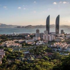 Отель GreenTree Inn Fujian Xiamen University Business Hotel Китай, Сямынь - отзывы, цены и фото номеров - забронировать отель GreenTree Inn Fujian Xiamen University Business Hotel онлайн приотельная территория