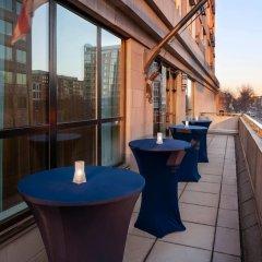 Отель Courtyard by Marriott Washington Capitol Hill/Navy Yard США, Вашингтон - отзывы, цены и фото номеров - забронировать отель Courtyard by Marriott Washington Capitol Hill/Navy Yard онлайн балкон