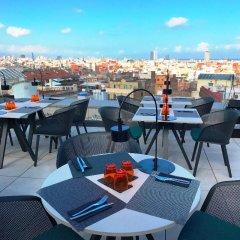 Отель Crowne Plaza Barcelona - Fira Center пляж
