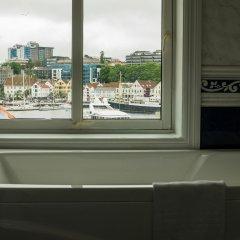 Отель Victoria Hotel Норвегия, Ставангер - отзывы, цены и фото номеров - забронировать отель Victoria Hotel онлайн ванная фото 2
