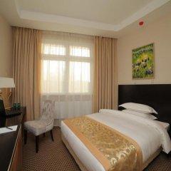 Гринвуд Отель 4* Стандартный номер с различными типами кроватей фото 21