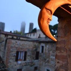 Отель B&B Le Undici Lune Италия, Сан-Джиминьяно - отзывы, цены и фото номеров - забронировать отель B&B Le Undici Lune онлайн фото 3