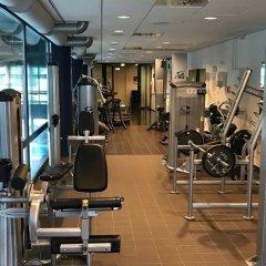 Отель Dgi Byen Копенгаген фитнесс-зал