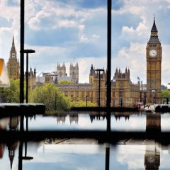 Отель Park Plaza Westminster Bridge London Великобритания, Лондон - 3 отзыва об отеле, цены и фото номеров - забронировать отель Park Plaza Westminster Bridge London онлайн приотельная территория