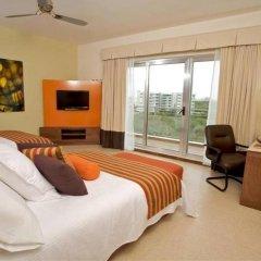 Отель Krystal Urban Cancun комната для гостей фото 6