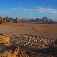 Отель Jabal Rum Camp фото 5