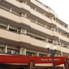 Отель Sharely Style Hakata Фукуока парковка