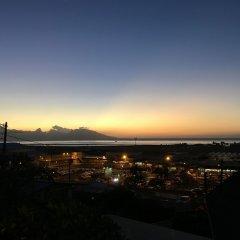 Отель Tahiti Airport Motel Французская Полинезия, Фааа - 1 отзыв об отеле, цены и фото номеров - забронировать отель Tahiti Airport Motel онлайн приотельная территория
