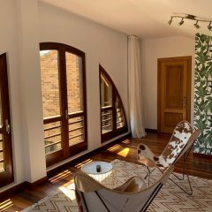 Отель Posada La Roblera комната для гостей фото 4