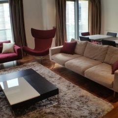 Отель Buchanan Street 3 Bedroom Suite комната для гостей