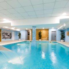 Отель Tulip Inn Putnik Белград бассейн