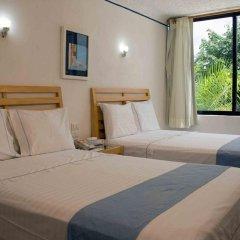 Отель Sotavento & Yacht Club Мексика, Канкун - отзывы, цены и фото номеров - забронировать отель Sotavento & Yacht Club онлайн комната для гостей фото 3