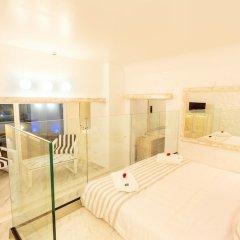 Отель Rhodos Horizon City Родос комната для гостей фото 3